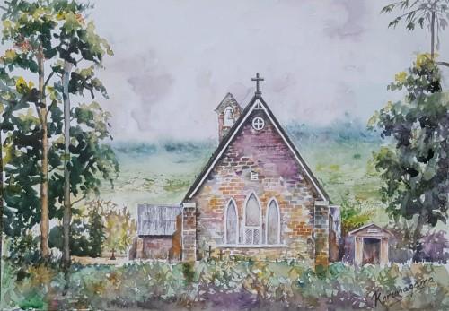 Varleigh church