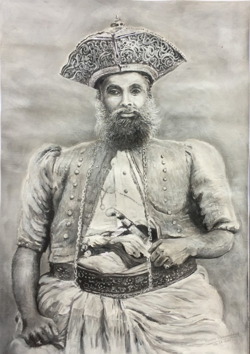 A Kandyan Chief of Ceylon