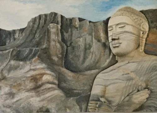 Galviharaya Buddha