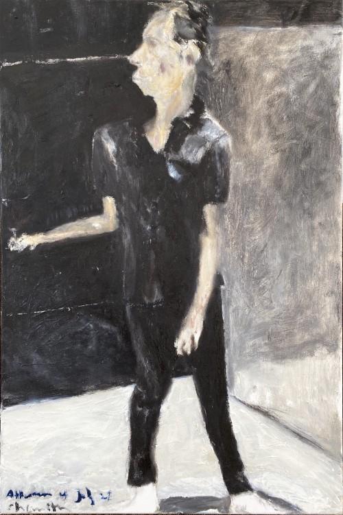 Self-portrait no. 3