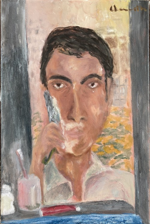 Self-portrait no.1