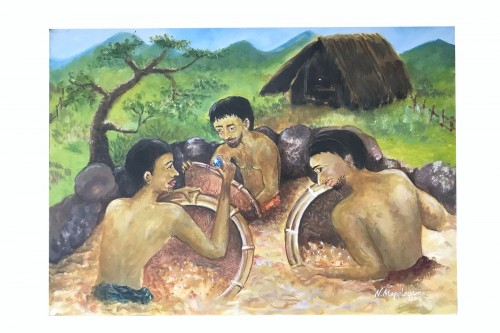 Gem-mining Men in SL