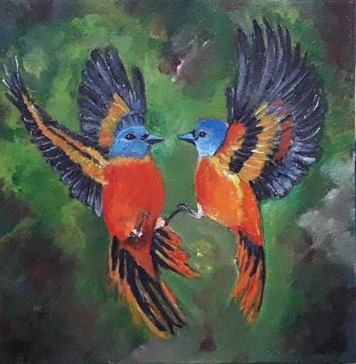 Romancing Birds
