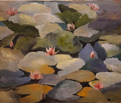 Colours of lilies