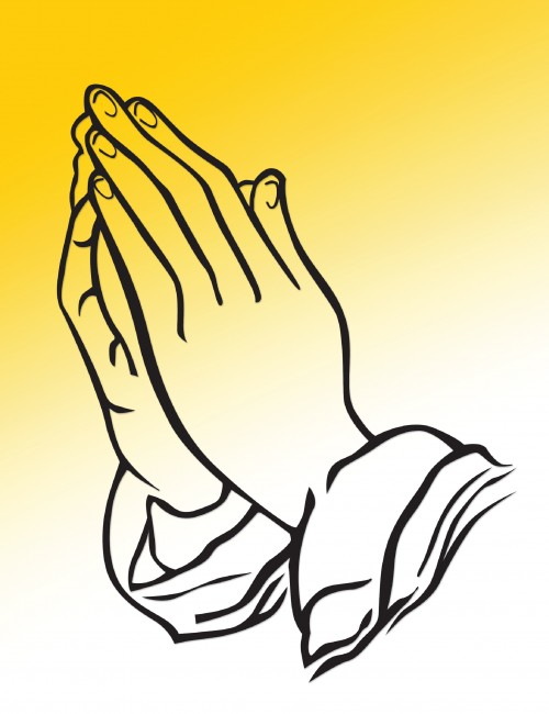 Buddha Hand Mudra