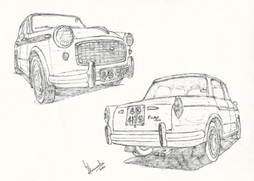 Fiat Granluce Vetture Speciale