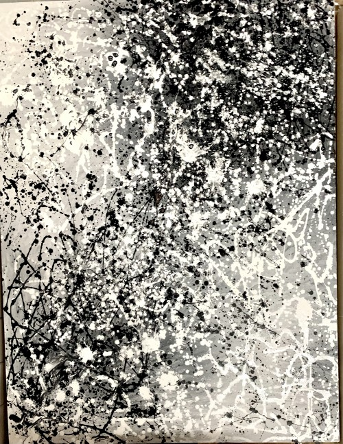 Haunted by Pollock 1
