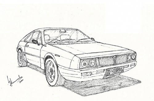 1978 Lancia Montecarlo