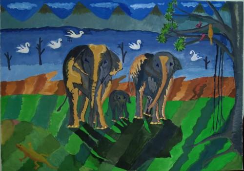 The Elephant Trio