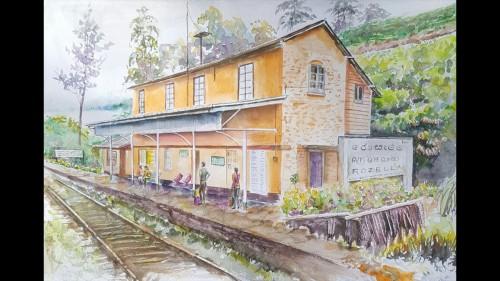Rozella station