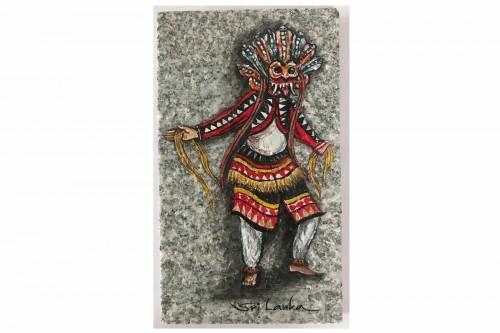 Masked Dancer (Devil)