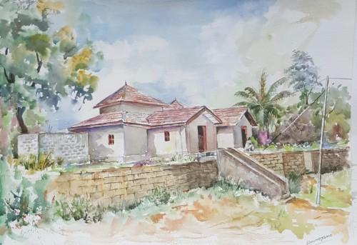 Temple, Deraniyagala