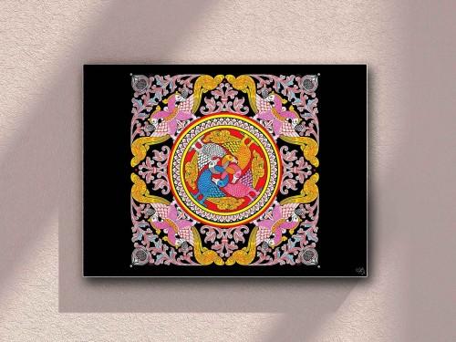 kandyan paintings