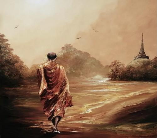 Buddhist monk(Thero)