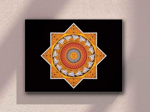 kandyan painting