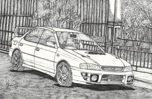 Subaru Impreza Park Days