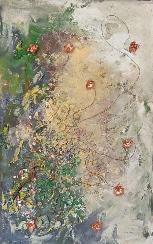 Lotus pond in 2050