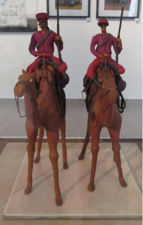 Camel Patrol