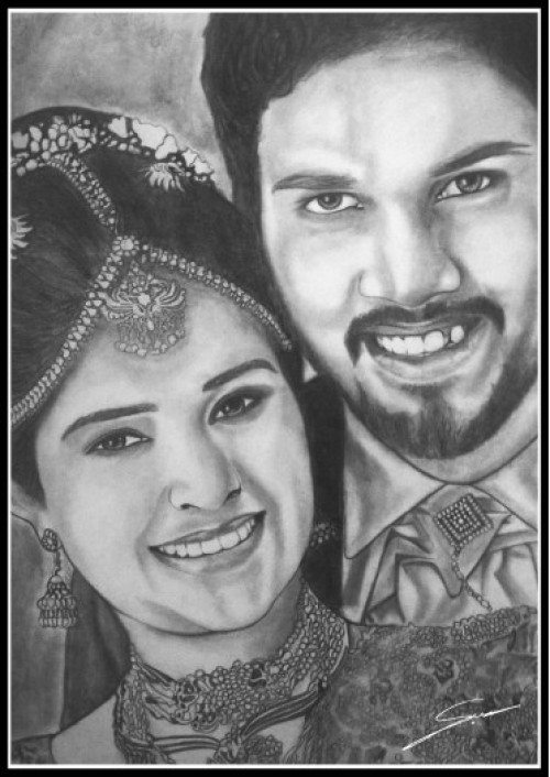 chandimal wedding photo