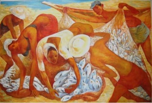 Fish collectors