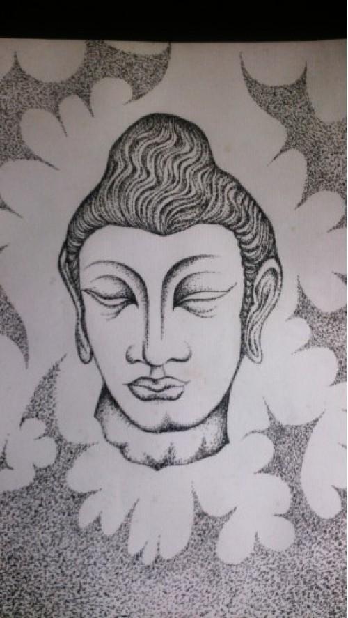 Lord Buddha.