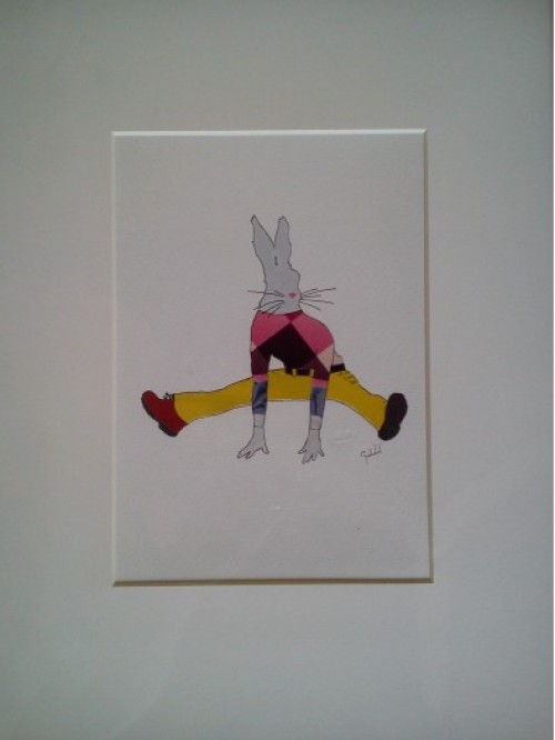 Mr. Rabbit-Man