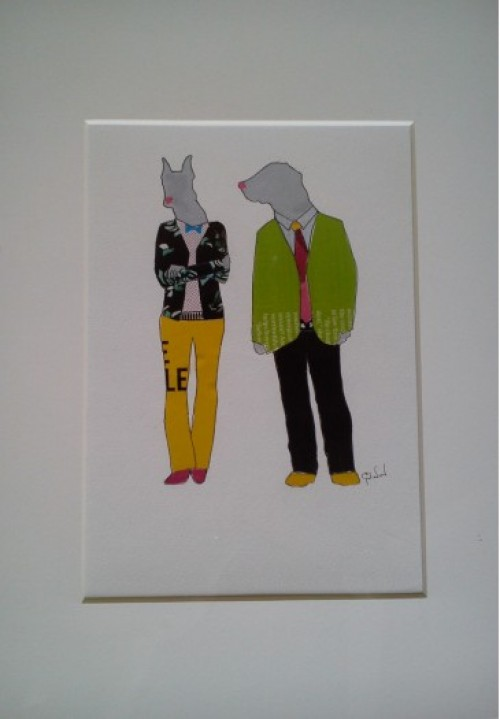 Mr&Mrs. Dog-Man