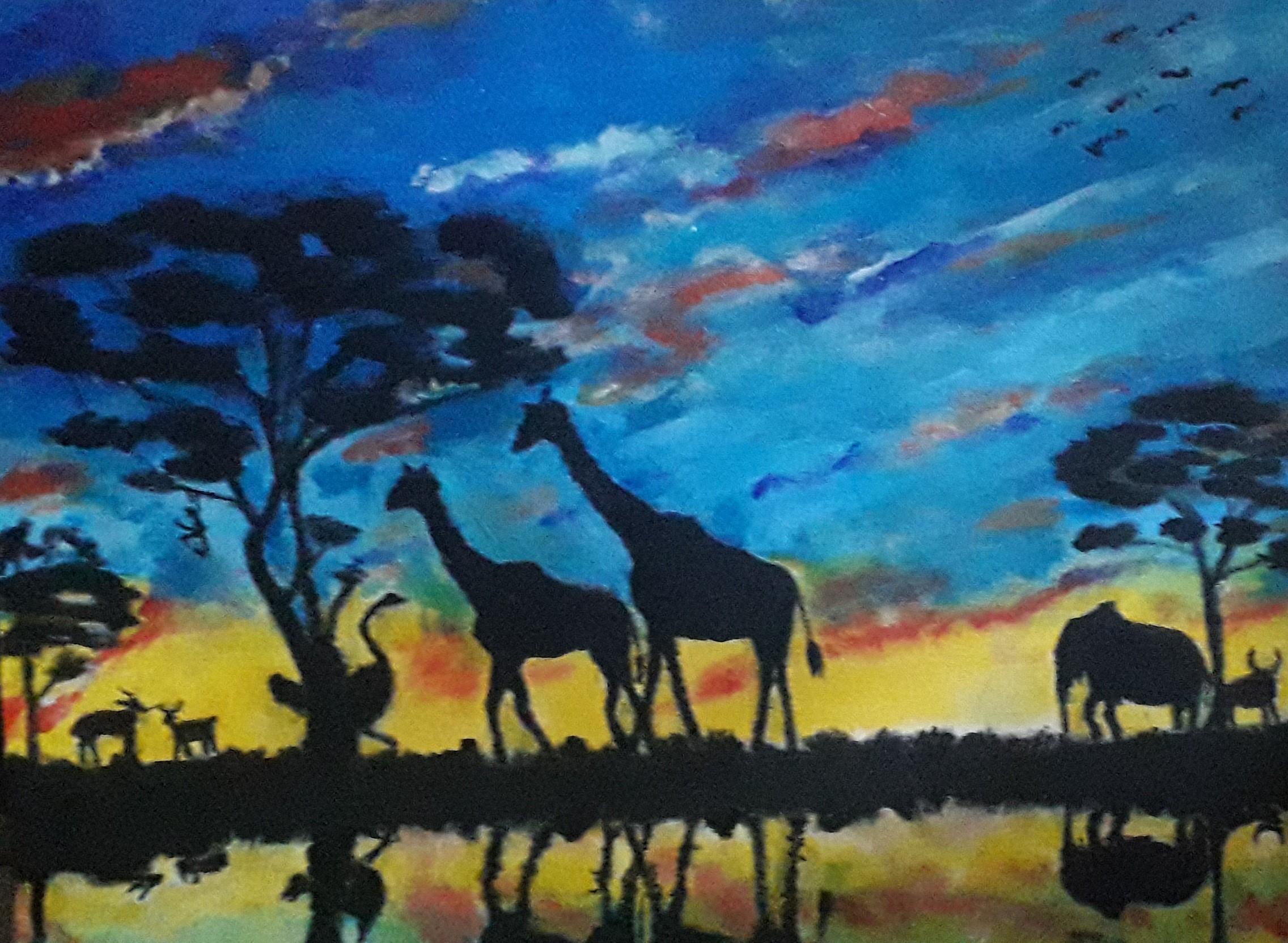 Wild Life by Simpson David