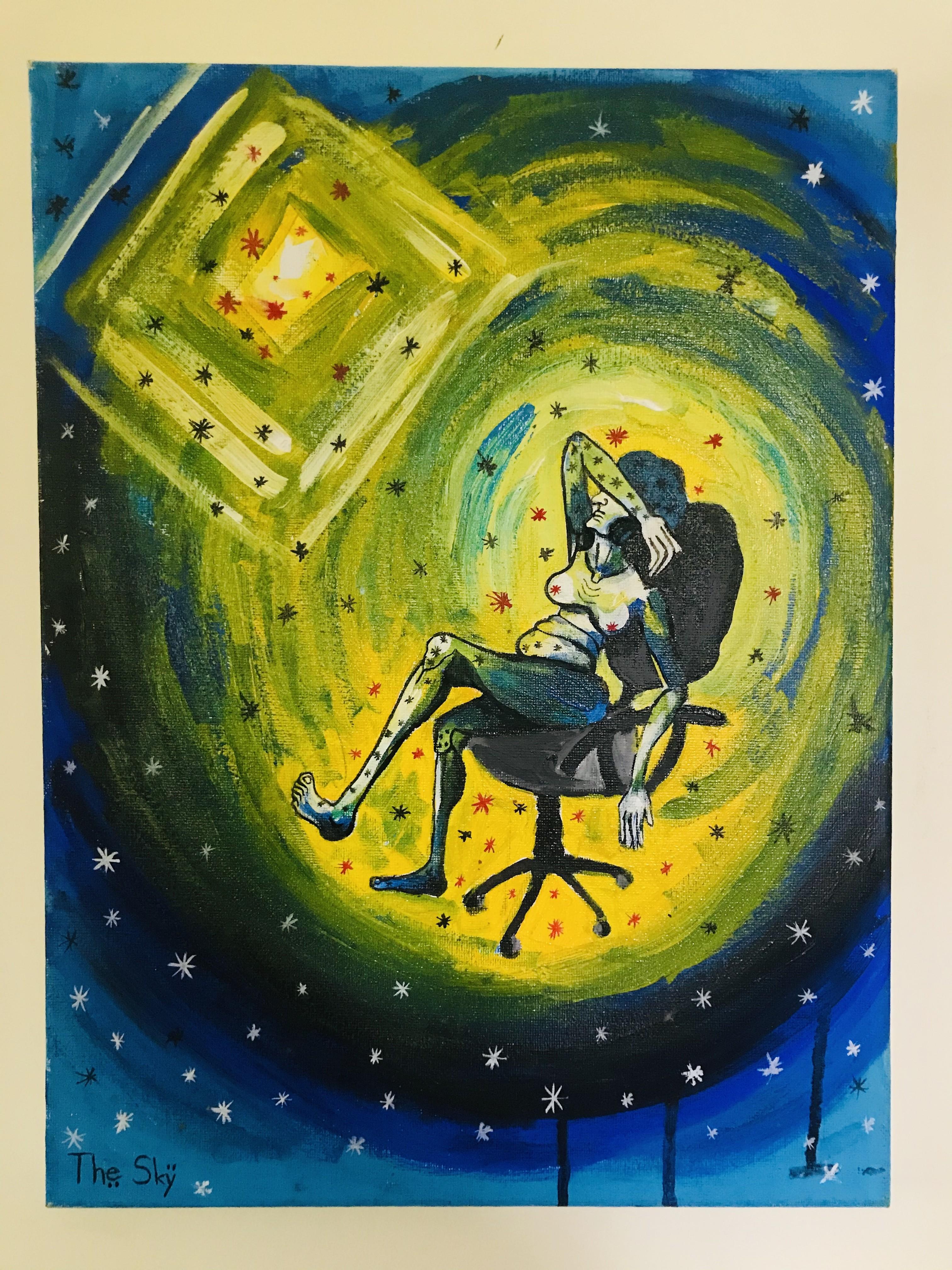 """The Sky"" by Sanduni Bandara"