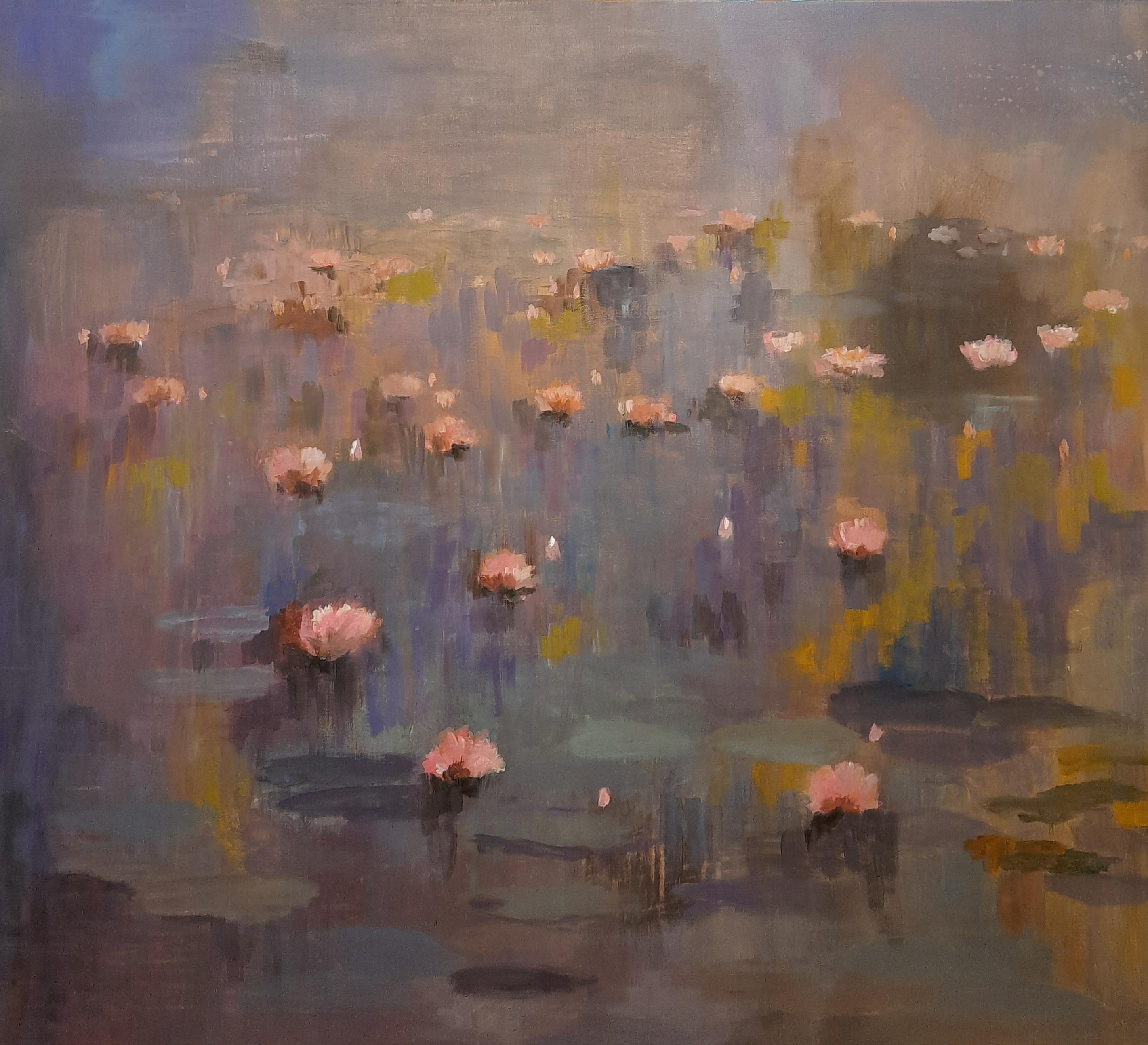 Floating bloomers by Jean wijesekera