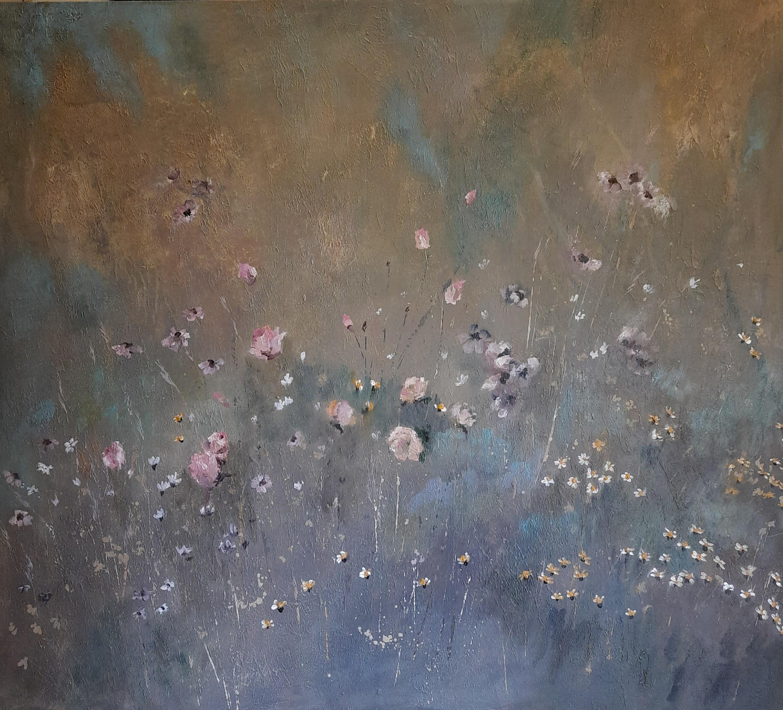 Blooming wild by Jean wijesekera