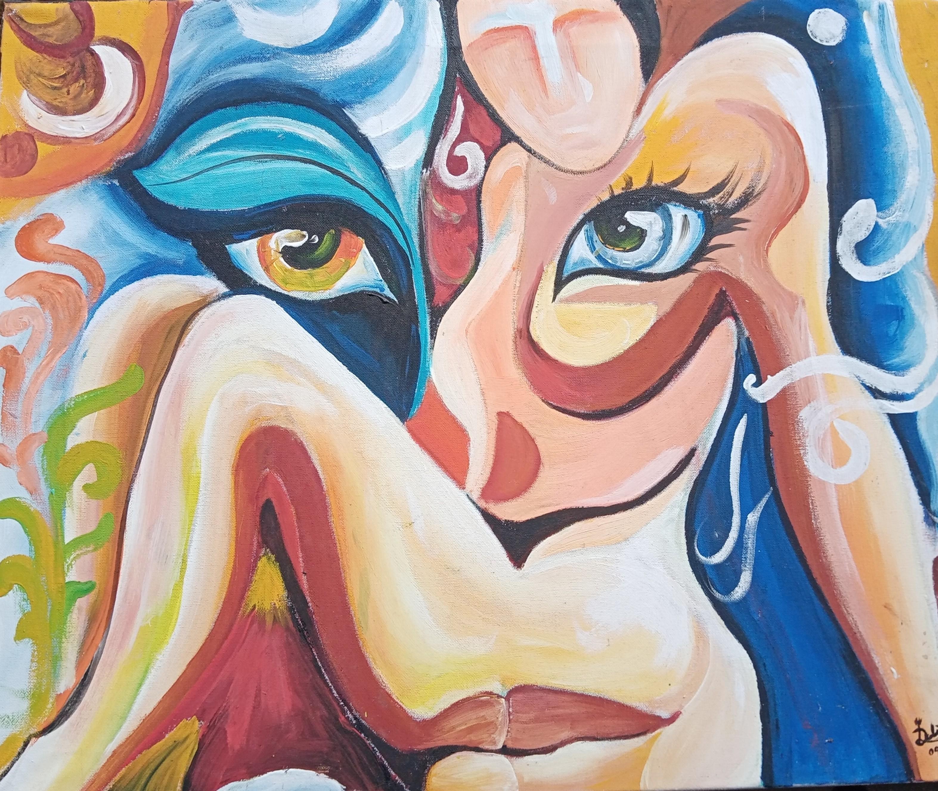 Untitled by Arthana Pushpalingam