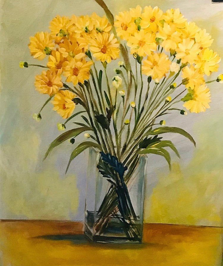 Yellow by Thilini De Simon