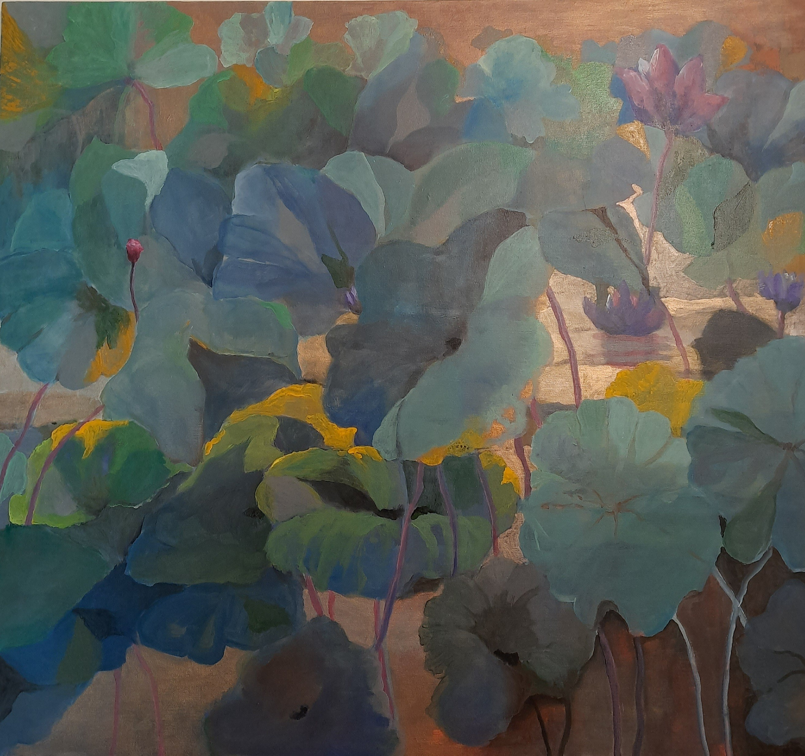 Colours of nature by Jean wijesekera