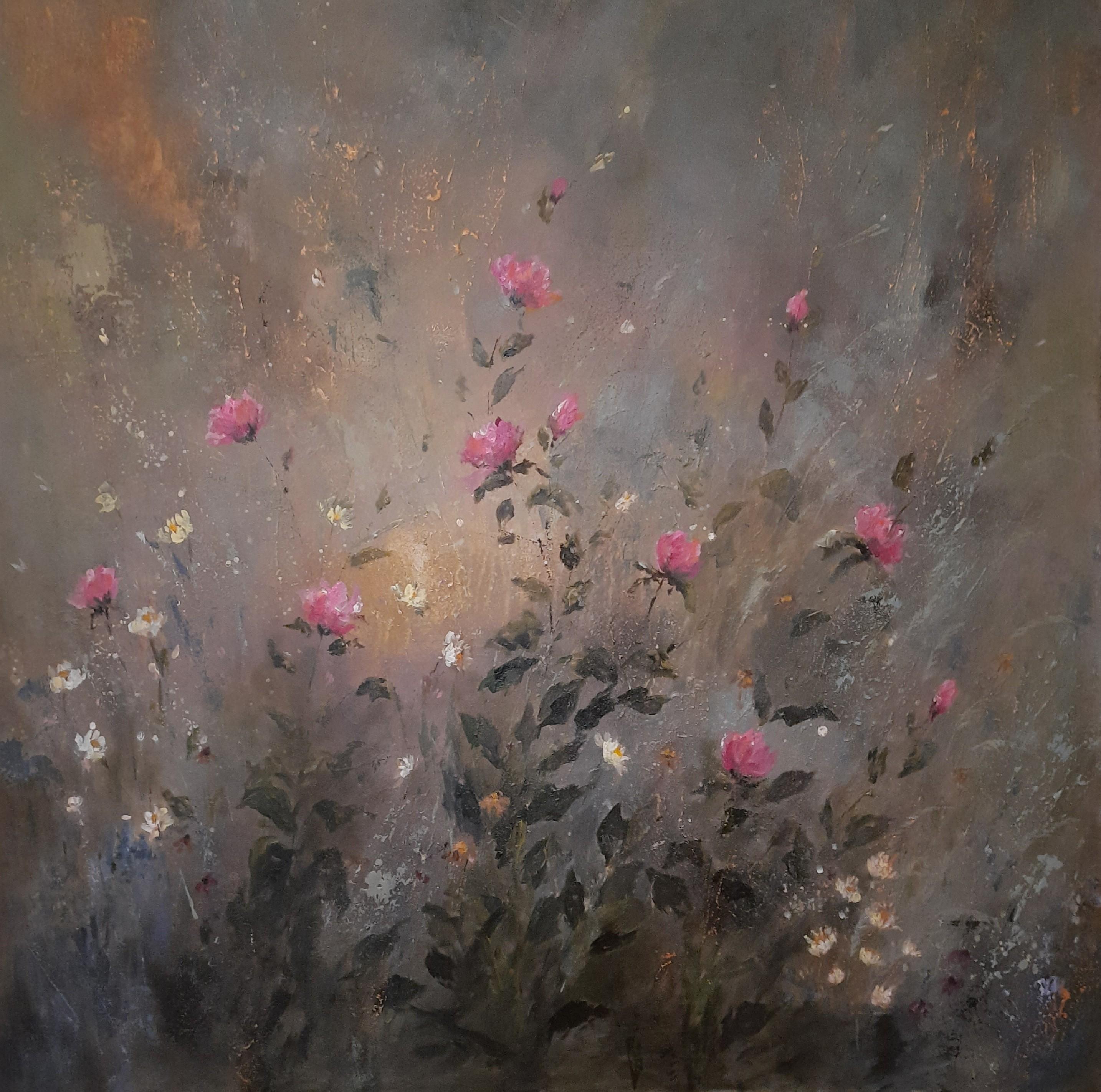 Wild bloomers 2 by Jean wijesekera