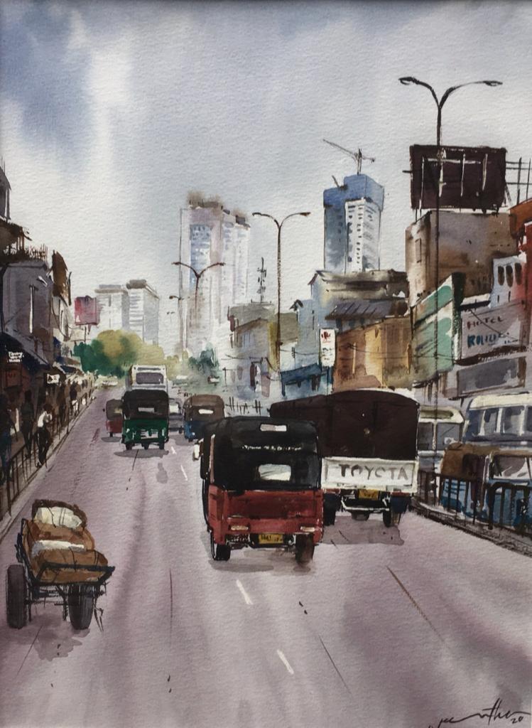 Pettah by Jeewantha Samarakoon