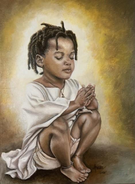 A prayer by Aruni Wijegunawardene