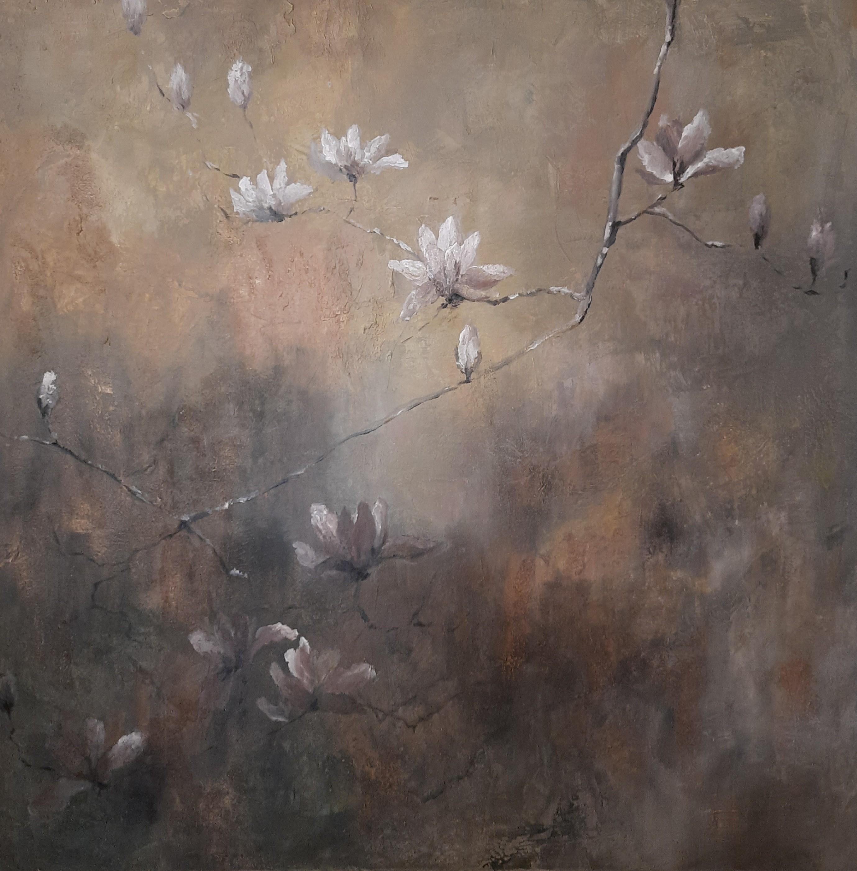 Sweet magnolias by Jean wijesekera