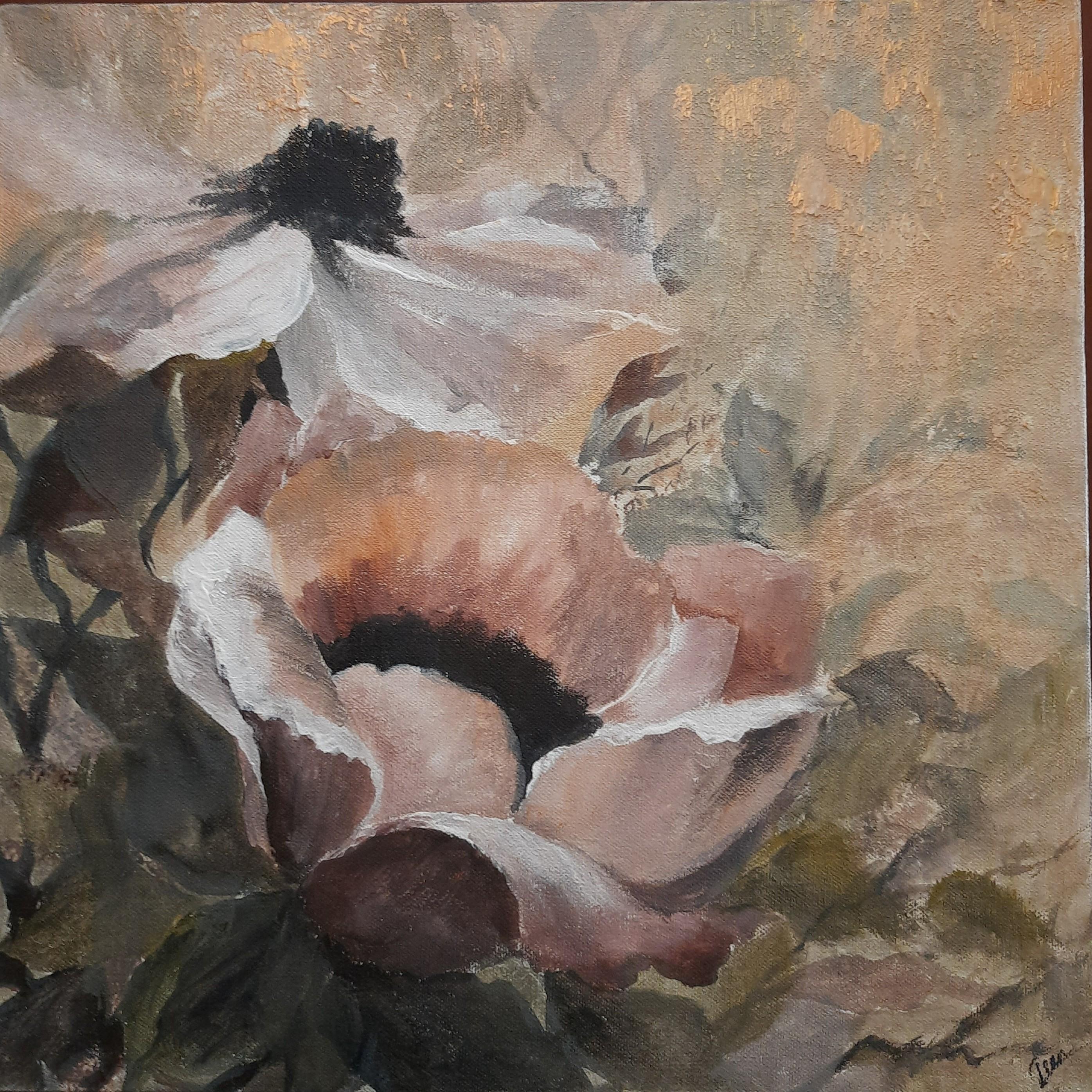 Wild bloomers8 by Jean wijesekera
