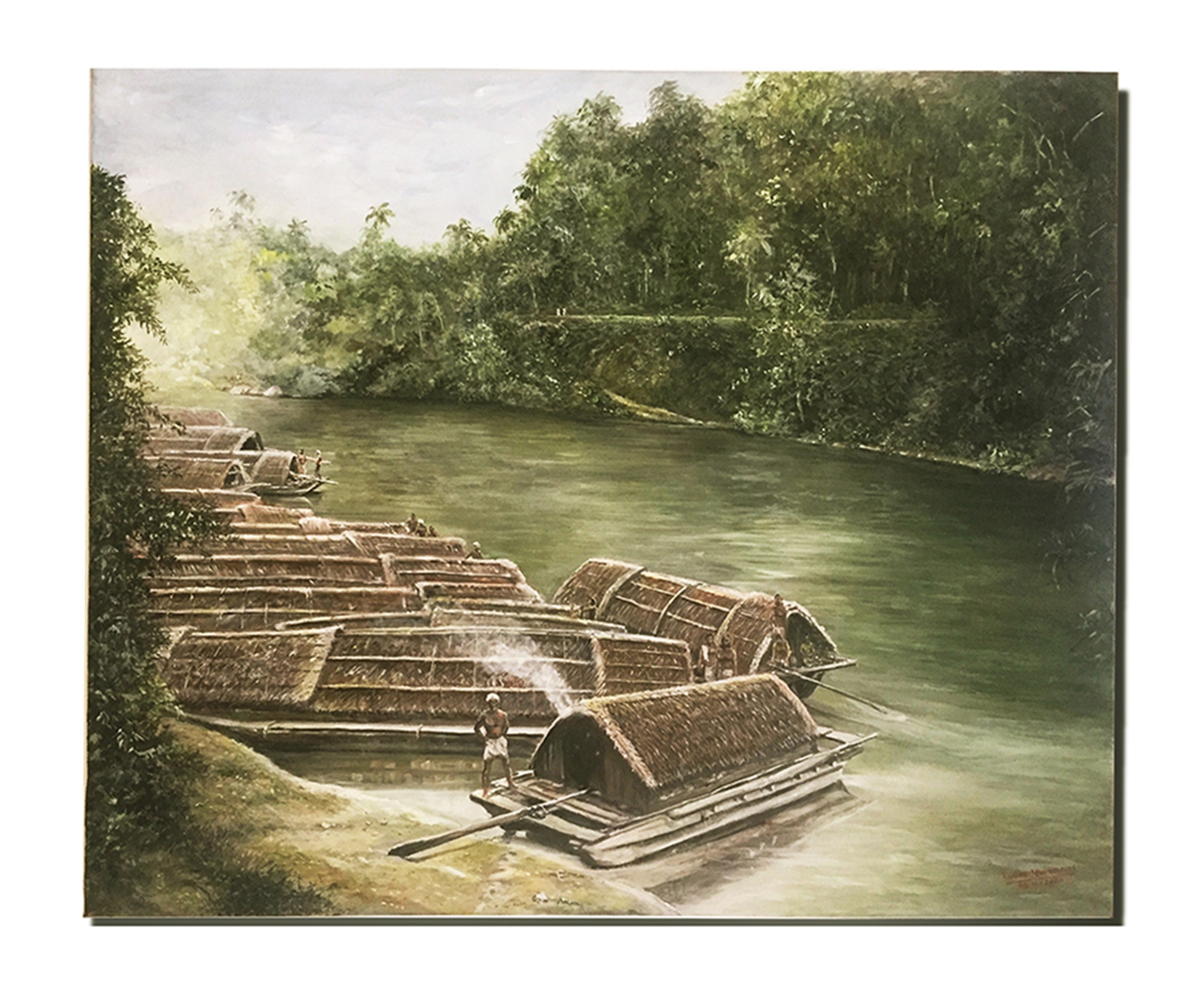 Ancient transport in Sri Lanka by RUWAN MAHINDAPALA