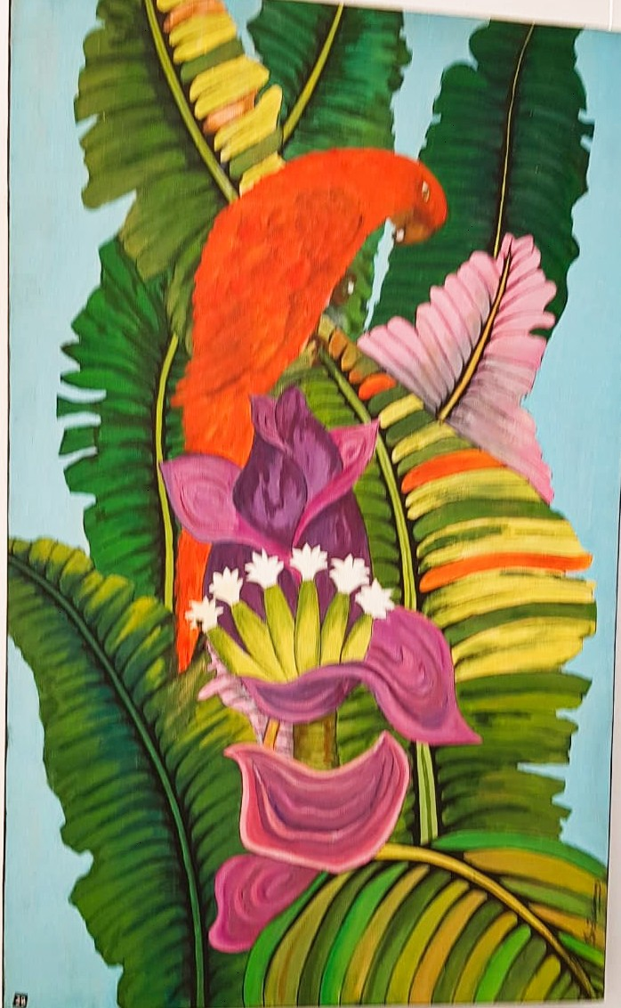 Colour of the Tropics by Iranganie Wickramasinghe