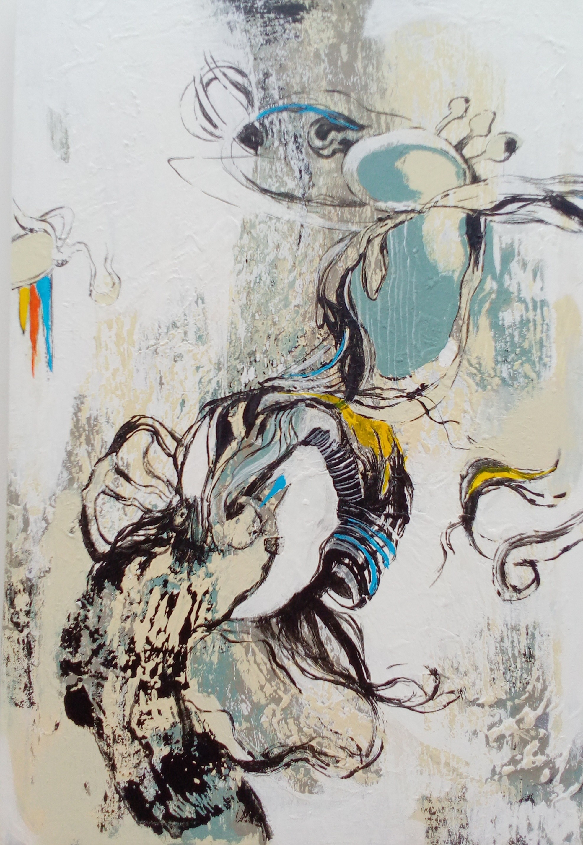 Moods -1 by Sanjeewa Gunasinghe