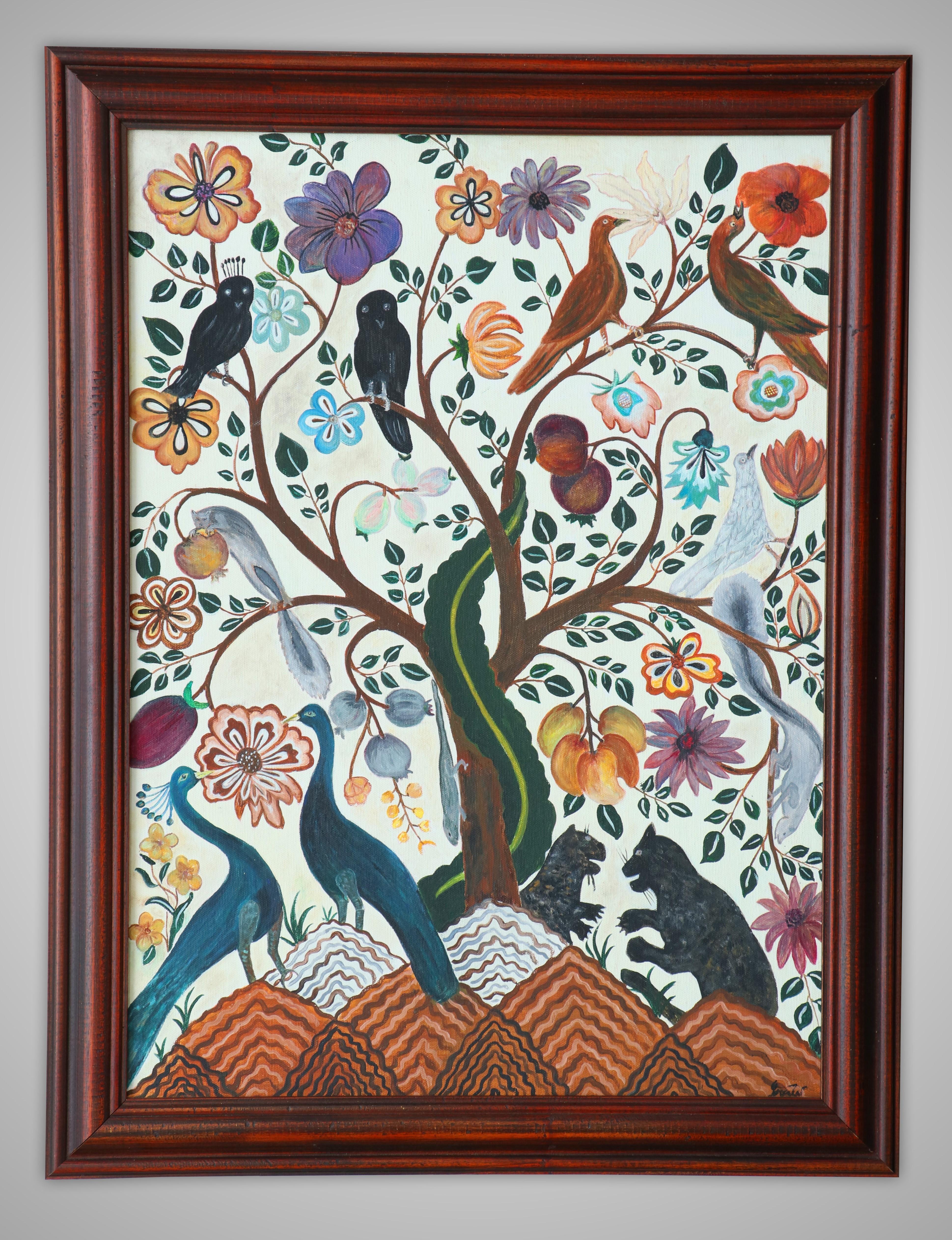 Tree of Life by Iranganie Wickramasinghe