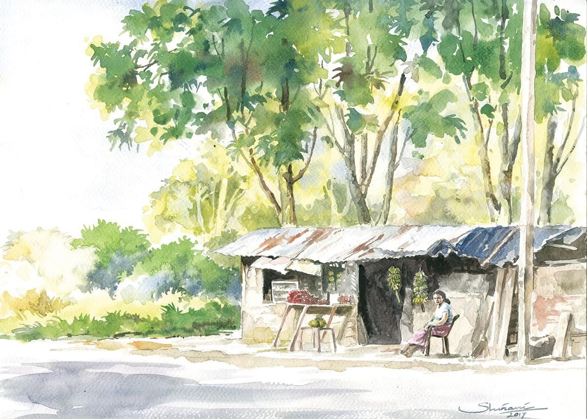 Heartfelt sights by Shirani Nanayakkara