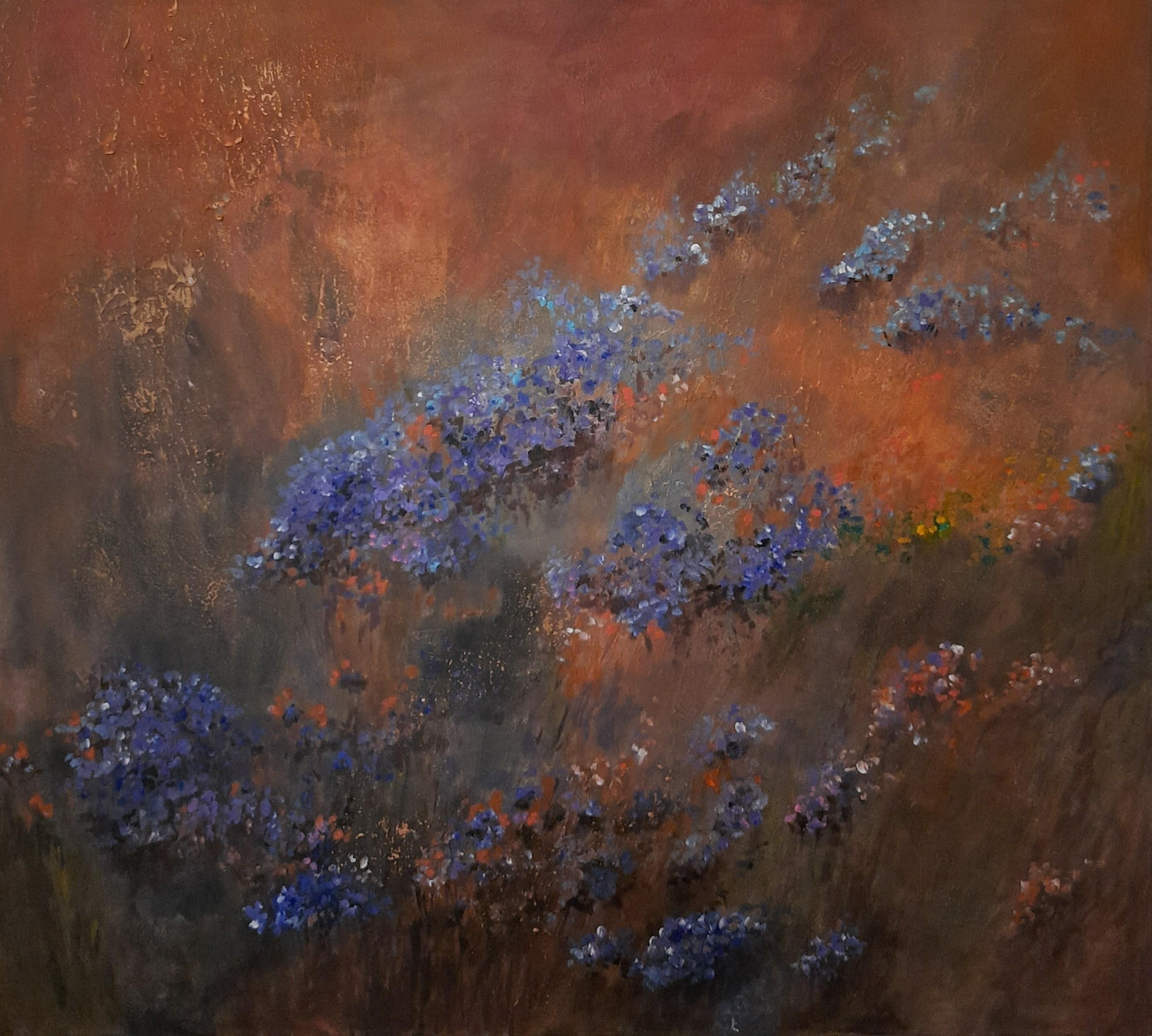 Wild bloomers by Jean wijesekera