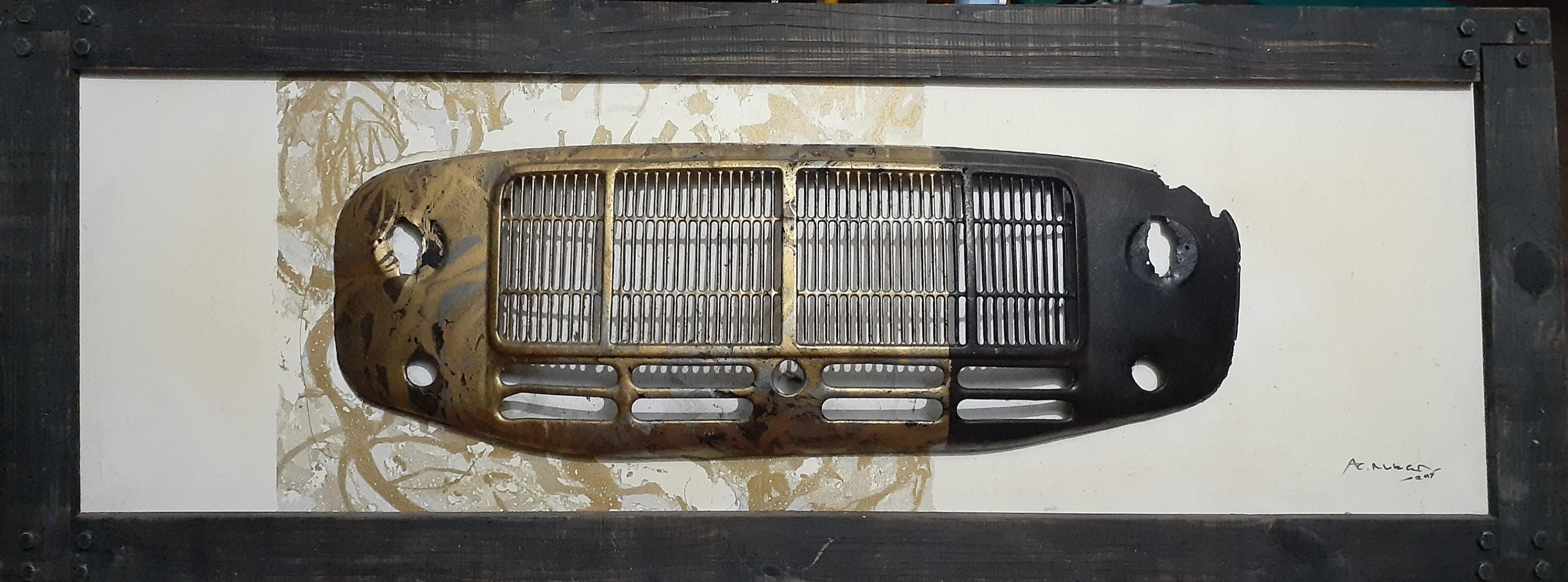 Vintage car 4 Morris minor by AC Nuwan