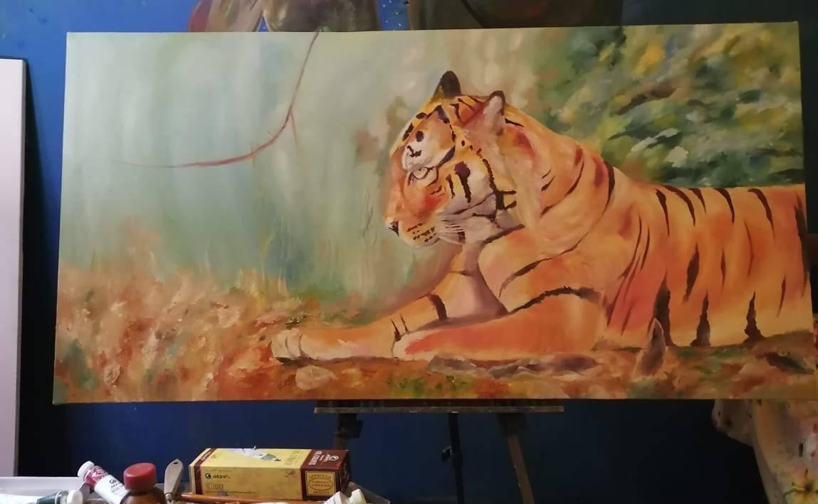 ANIMAL by MADUSHIKA NISHAMINI