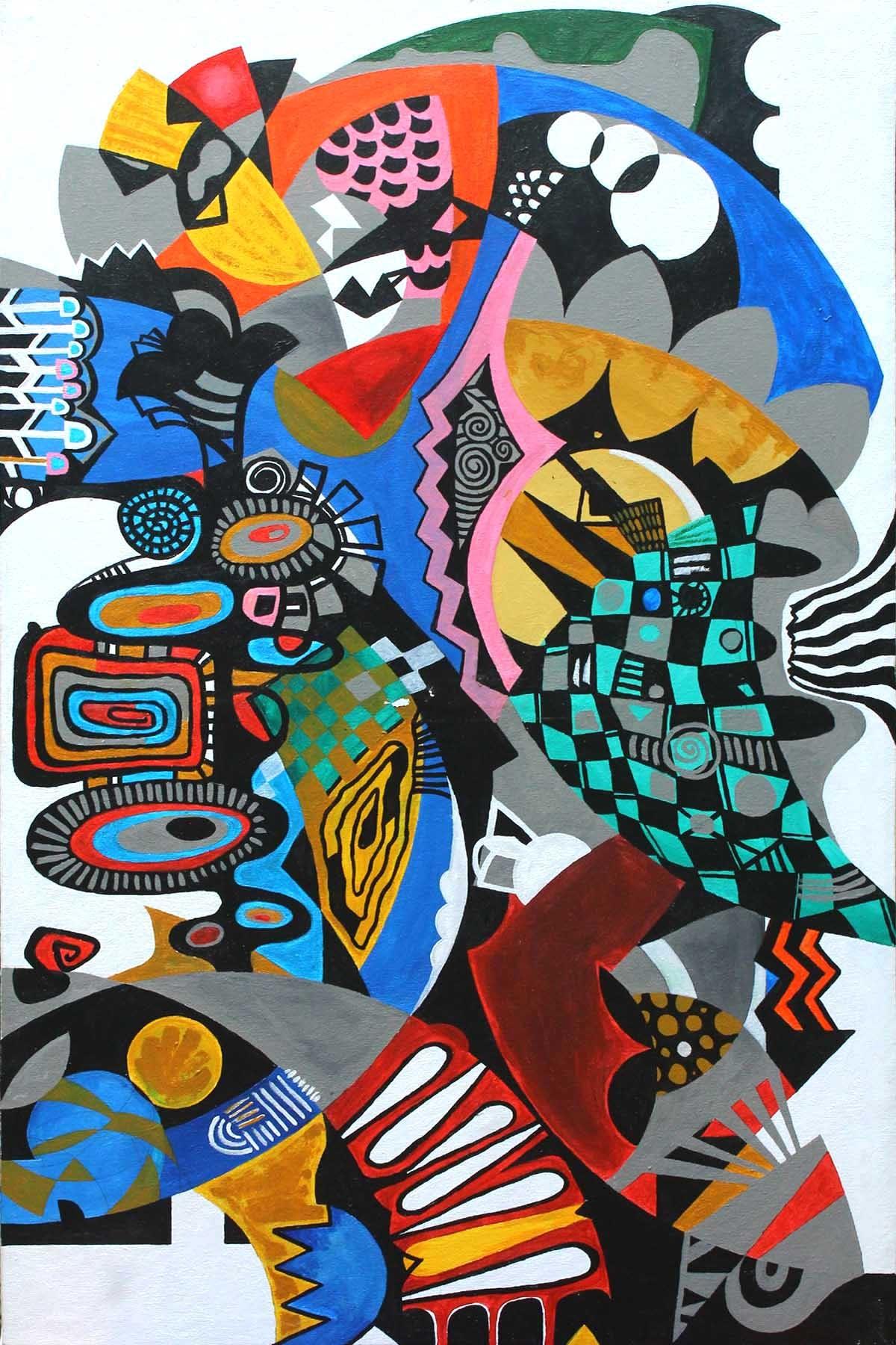 African Shy by Amal Samaramanna