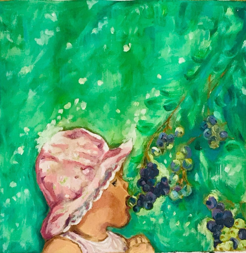 Forbidden fruit by Thilini De Simon