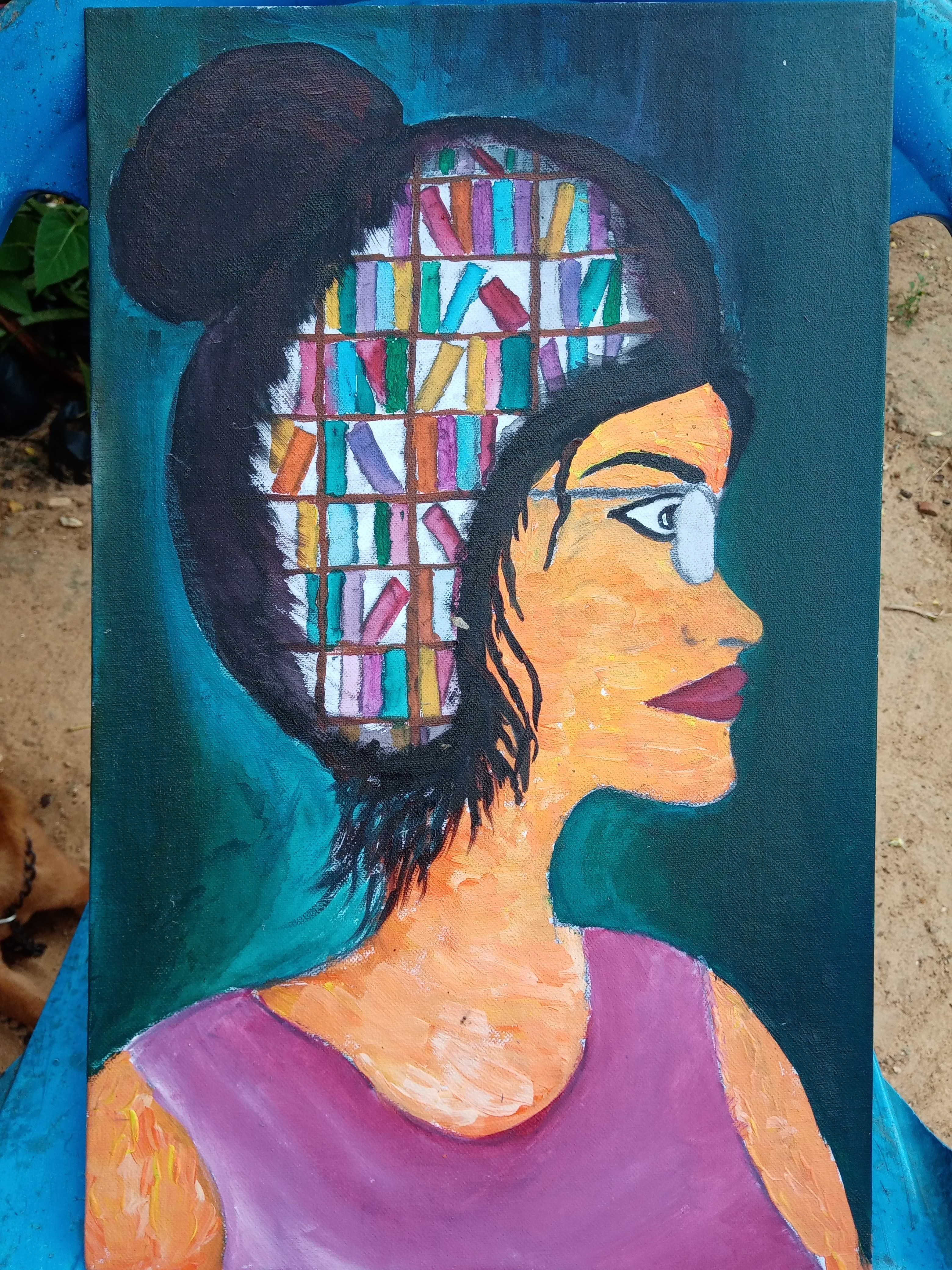 Strength of a girl by Arthana Pushpalingam